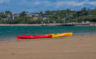 Hobie Quest - Beach