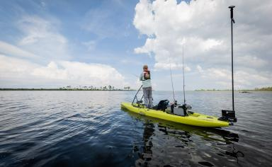 2019 Hobie Outback Fishing