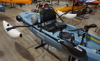 Hobie Compass Fishing Fit-Out
